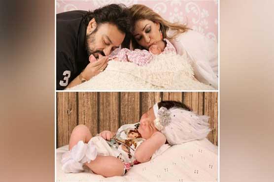 Pictures of Adnan Sami's daughter go viral on social media