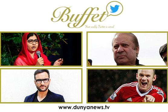 Twitter Buffet is served: Calibri and the house of Sharifs