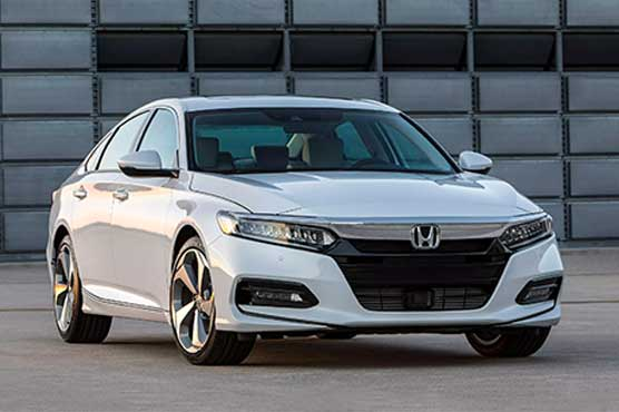 The more stylish sporty and premium Accord launches this fall