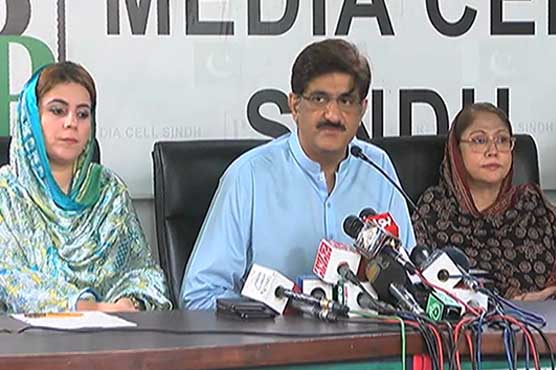 Naz Baloch announced the decision during a press conference in Karachi