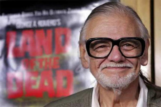 George A. Romero, father of the zombie movie, dead at 77