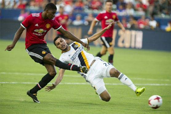 Football: Mourinho rules out Ronaldo move after United rout Galaxy