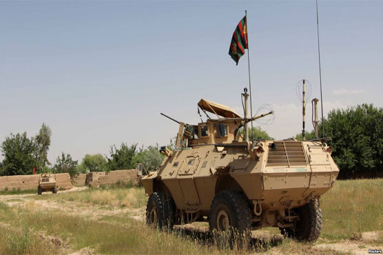 Troops On Offensive To Re-Take Helmand's Nawa District