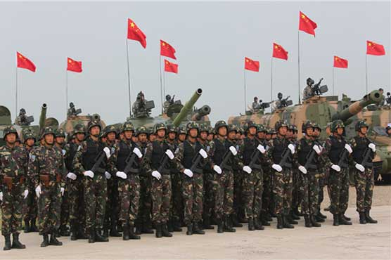 Amid Sikkim standoff, Chinese Army conducts military drills in Tibet