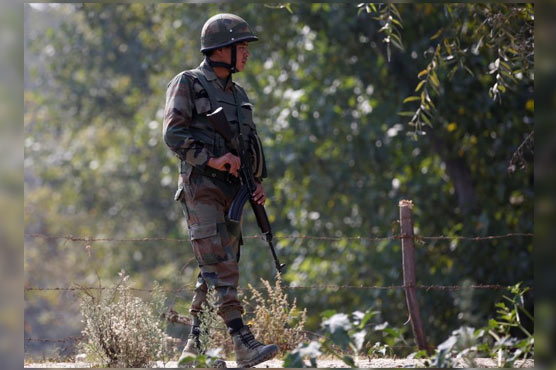 J&K: Soldier martyred in Pakistan firing