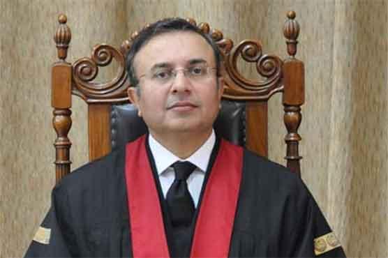 LHC CJ Mansoor Ali Shah reveals detail of assets