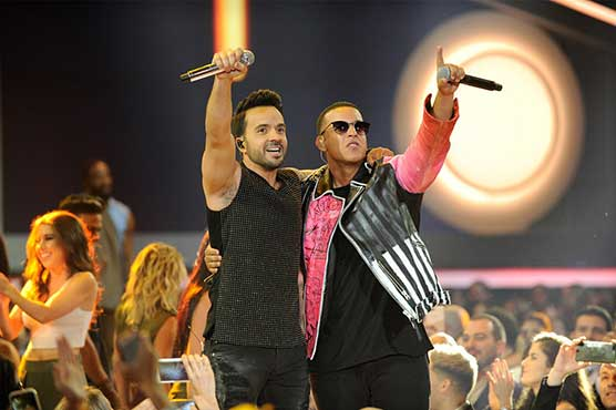 'Despacito' declared most streamed song ever