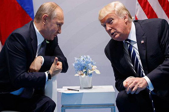 Trump, Putin had previously undisclosed hourlong talk during G-20 summit