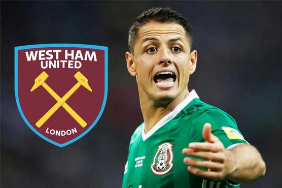 West Ham agree to deal for Javier Hernandez
