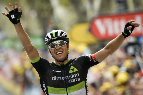 Boasson Hagen takes stage win, Froome closes in on victory
