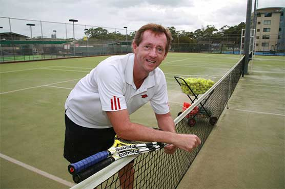 Australian tennis player Peter Doohan dies at 56