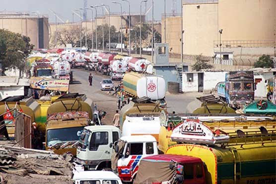 Oil Tankers Association goes on countrywide strike