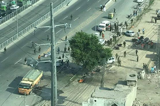 Lahore's terror timeline