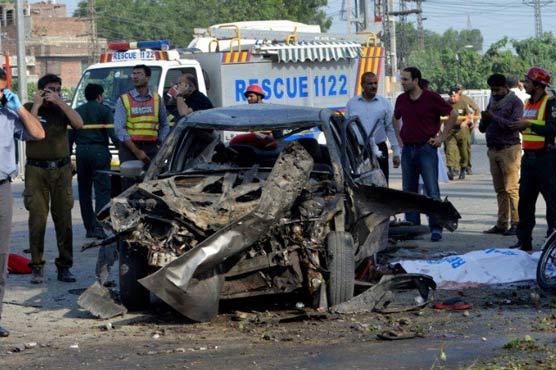JIT to probe Lahore Ferozepur Road suicide attack