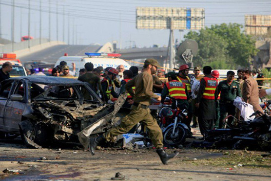 Lahore blast: Witnesses relive the horrors