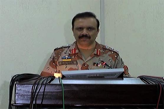 Rangers release Altaf Hussain's audio message congratulating target killers