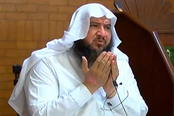 Don't label anyone 'kafir', issue fatwas: Masjid-e-Nabvi Imam
