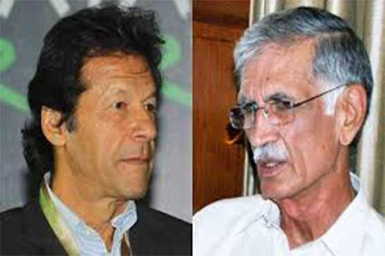 PTI ends alliance with QWP in Khyber Pakhtunkhwa