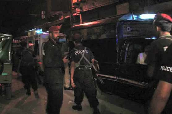 Karachi: Two accused nabbed in police operation