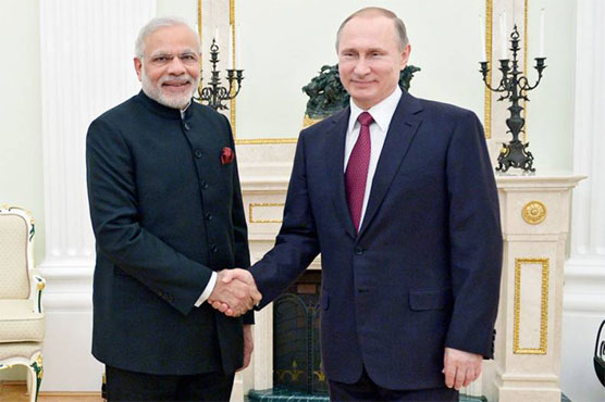 Narendra Modi leaves for Russian Federation after 'successful' visit to Spain