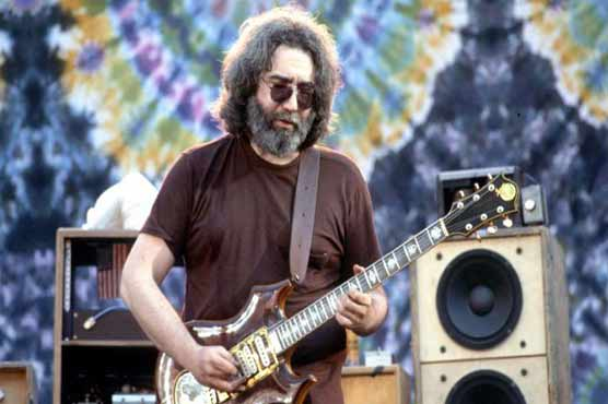 Jerry Garcia's guitar fetches $1.9M