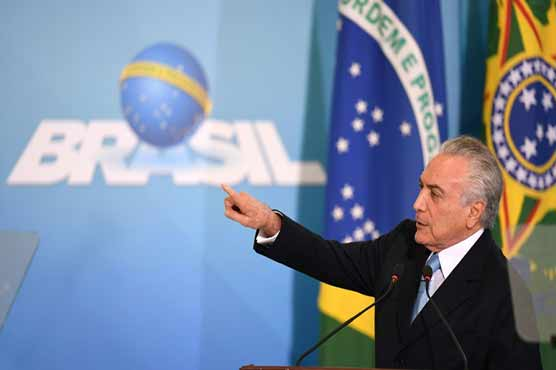 Brazil exits recession with fastest growth rate since 2013