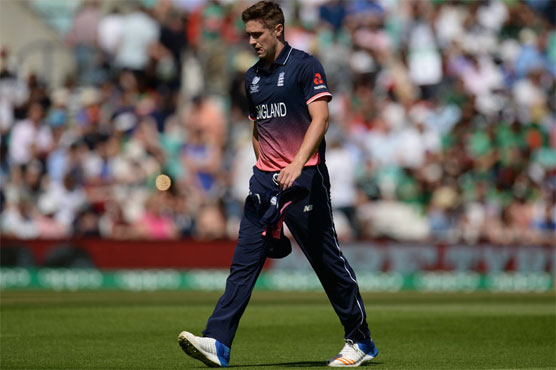 Finn replacing Woakes in England squad for Champions Trophy