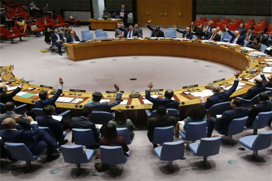 UN Slaps Sanctions on North Koreans Amid US Warning