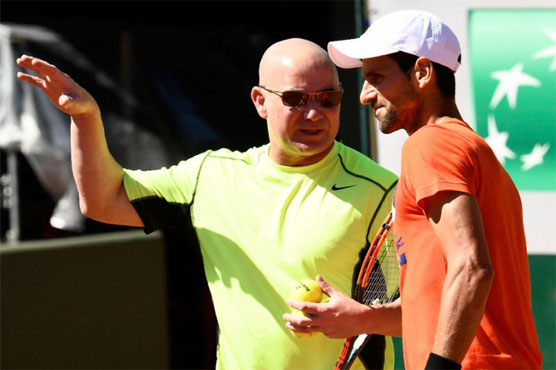 Djokovic key to my tennis return - Agassi