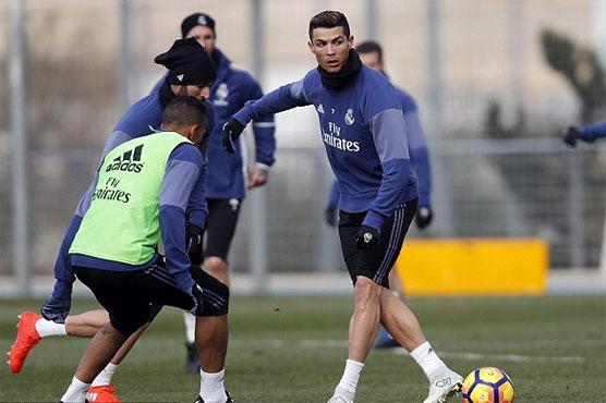 Football: 'Born leader' Ronaldo will drive Real to Euro glory: Zidane