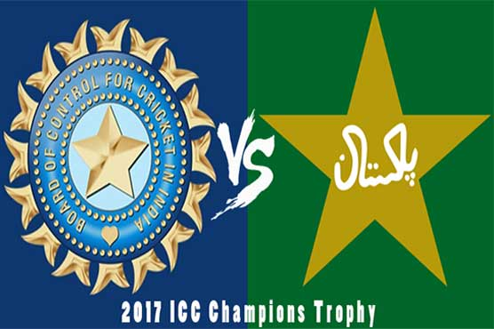 Pakistan India Champions Trophy Clash Just A Day Away