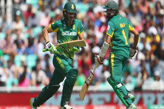 Champions Trophy: Amla century powers South Africa innings