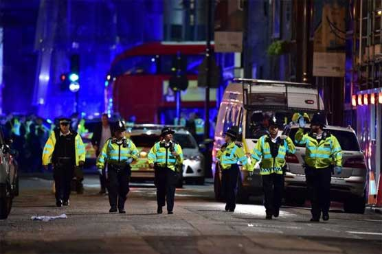 Shots fired as police tackle 'major incident' in London