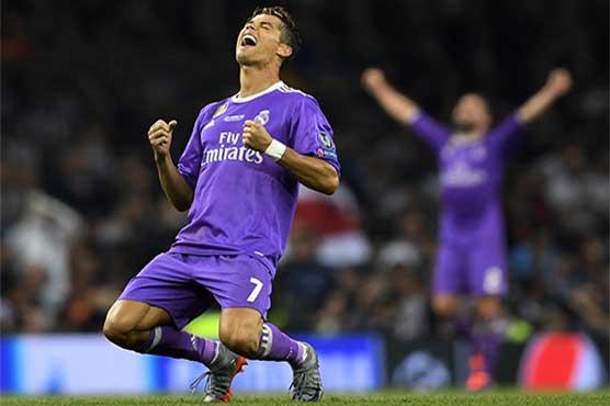Football: Two-goal Ronaldo keeps Madrid kings of Europe