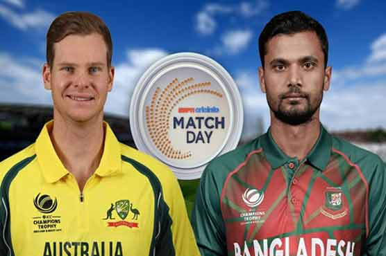 ICC Champions Trophy 2017: Rohit Sharma Scores Half-Century vs Pakistan