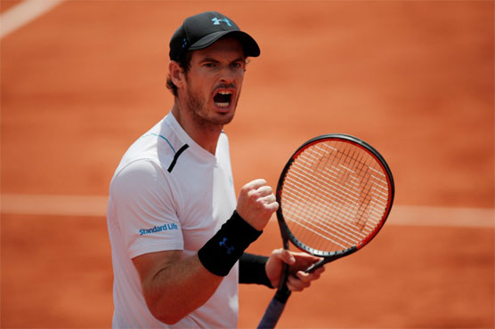 Andy Murray books place in French Open semi final