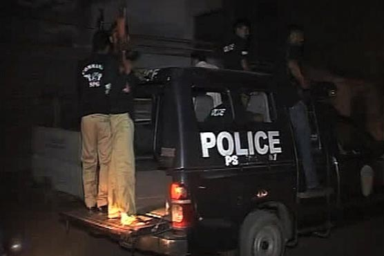Karachi: 8 accused nabbed in police operation