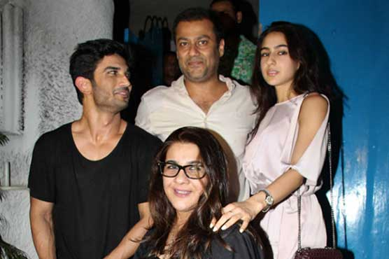 Sara Ali Khan all set to make Bollywood debut with 'Kedarnath'