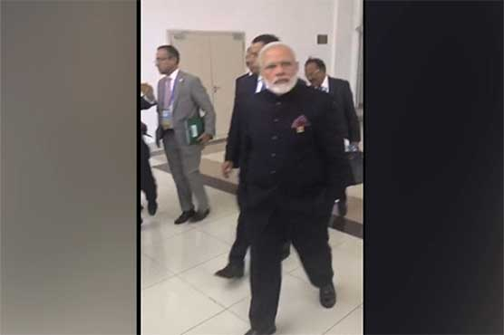 PM arrives in Pakistan after participating in SCO summit