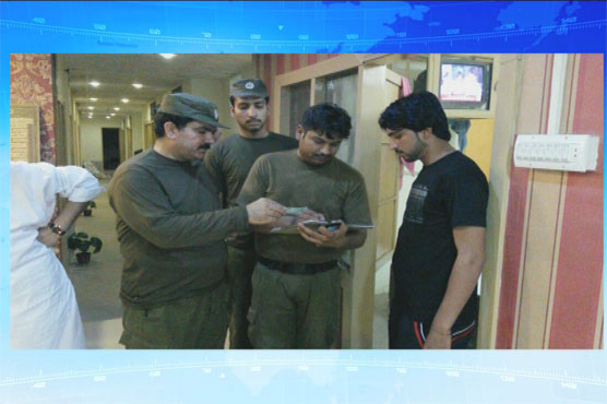 Lahore: Police detain several suspects during combing operation