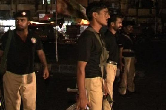 Karachi: 25 accused arrested during police operation
