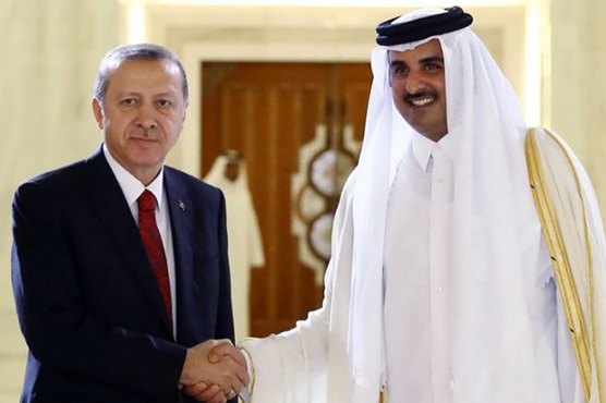 Turkey's Erdogan slams isolation of Qatar: 'It is inhumane and un-Islamic'