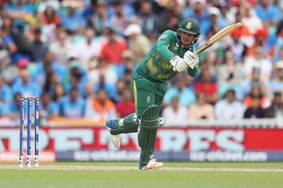 Soft dismissals cost us the match, says de Villiers