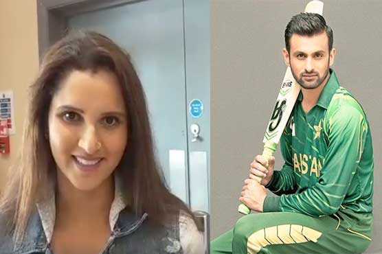 Shoaib Malik's 250th ODI: Sania calls it 'special moment'