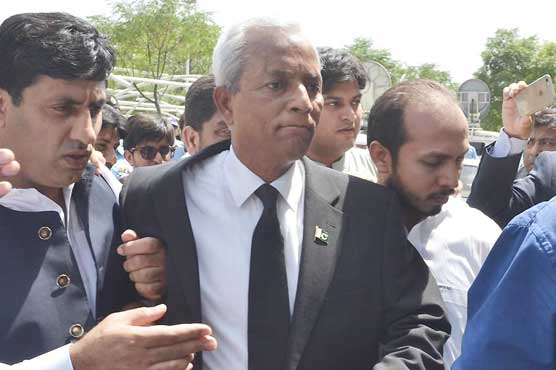 Nehal Hashmi suspended from PML-N over party's ethics body's recommendations