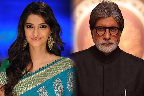 B'day girl Sonam Kapoor apologises to Amitabh Bachchan on Twitter