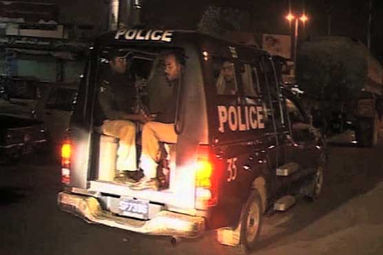 Karachi: 60 detained in police operation