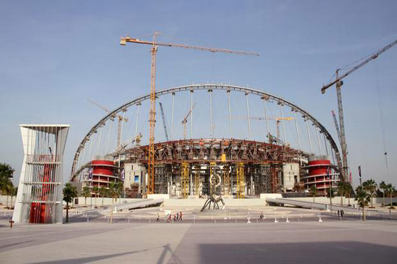 Football: Qatar says World Cup plans continue 'as normal'
