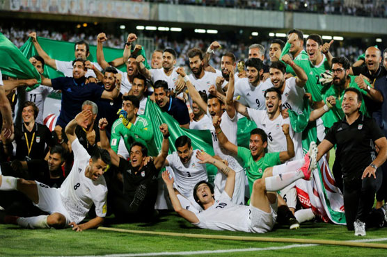 Football: Iran book ticket to 2018 World Cup