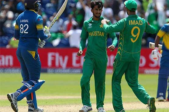 Shock win - Pakistan through to Champions Trophy final